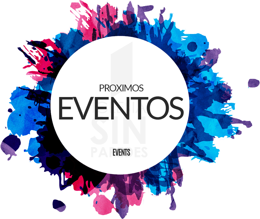 Iglesia Sin Paredes Upcoming Events